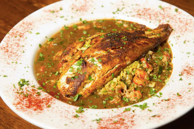 Pearl's Famous Blackened Fish