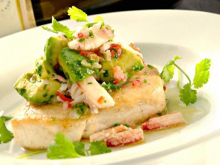 Recipe: Grilled Fresh Swordfish with Chili Vinaigrette