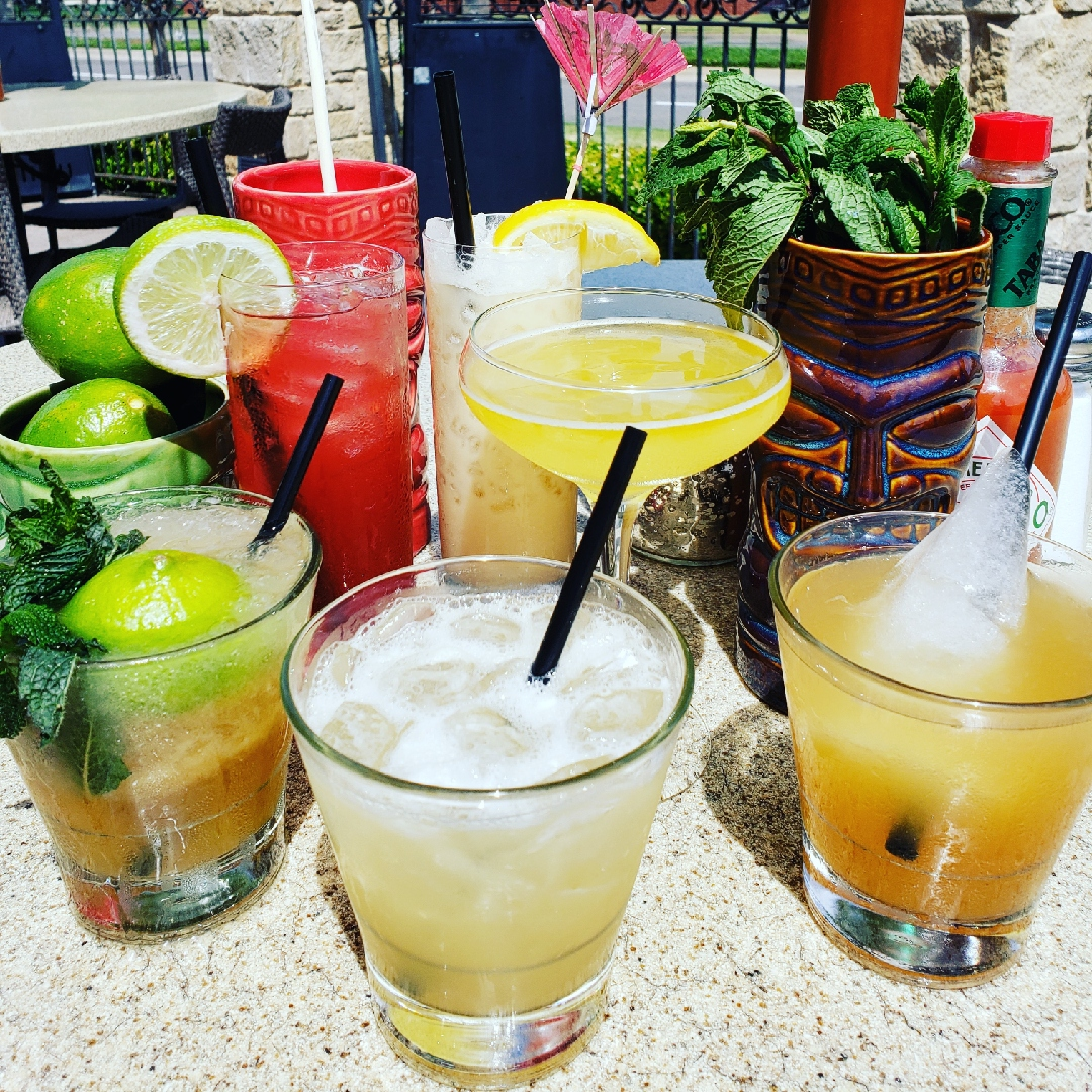 It S A Tiki Takeover Pearl S Restaurant Group